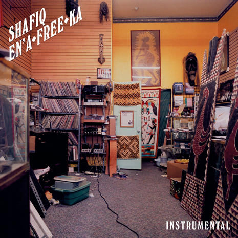 Shafiq En' A-Free-Ka – Instrumental