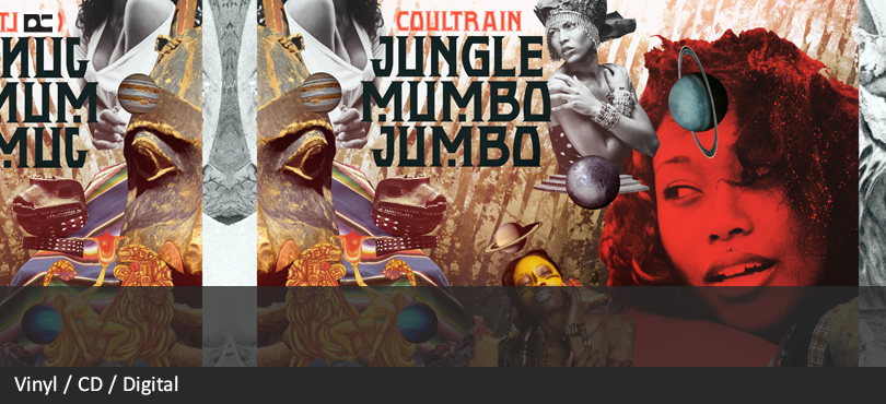 Coultrain – Jungle Mumbo Jumbo